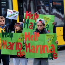 Aktion für Marina, Berlin