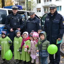 Frankfurt Polizei